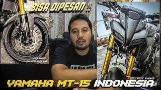 IWB TALK : Yamaha MT-15 sudah di jual dealer | Harga mantap !!