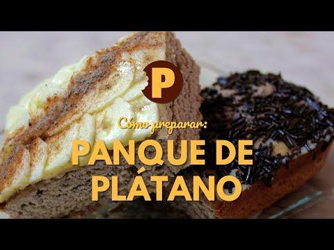 Vídeo Panqué de Plátano