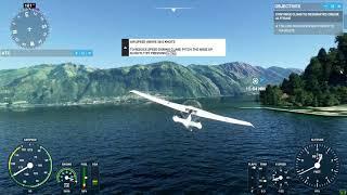 Lago di Como [Como - Bellagio - Lecco] - Microsoft Flight Simulator 2020