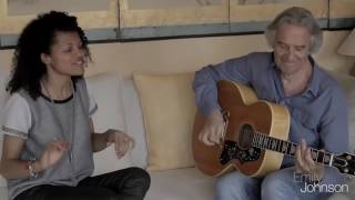 John McLaughlin & Emily Johnson Improvisation at home