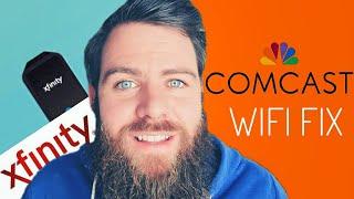 Comcast Xfinity Router: Wifi fix