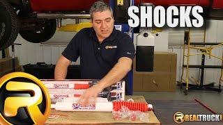 How to Install Skyjacker Hydro 7000 Shocks