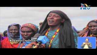 Marsabit leaders blamed for violence in region || Death in the desert