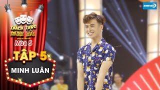 Thách thức danh hài 5| Tập 5: Nam thí sinh khiến Trấn Thành quyết mang về nhà nuôi vì quá đáng yêu