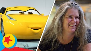Jessica Heidt's Contribution to Gender Equality at Pixar | Inside Pixar: Portraits | Pixar