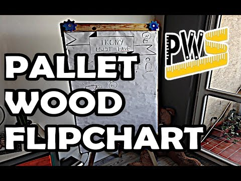 Pallet wood flipc...