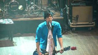 (HD) Marianas Trench Perfect Orpheum Vancouver