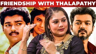 """Thalapathy Vijay Engayo Poitaaru"" Actress Yuvarani Opens Up 