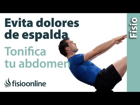 ¿Cómo tonificar la faja abdominal para evitar/mejorar problemas de espalda?