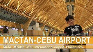 Mactan-Cebu International Airport, Lapu-Lapu