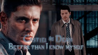 Dean & Castiel -  Better than I know myself (Video/Song Request)