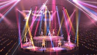 「アイドルマスターミリオンライブ!シアターデイズ」ゲーム内楽曲『UNION!!』13人ライブVer.MV