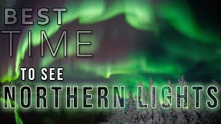 When is the Best Time to See the Northern Lights in Alaska?