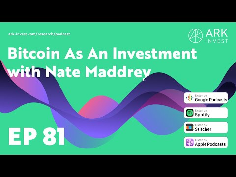Bitcoin dabartinis tikslas