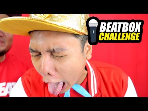 BEATBOX MINYAK KAYU PUTIH CHALLENGE !