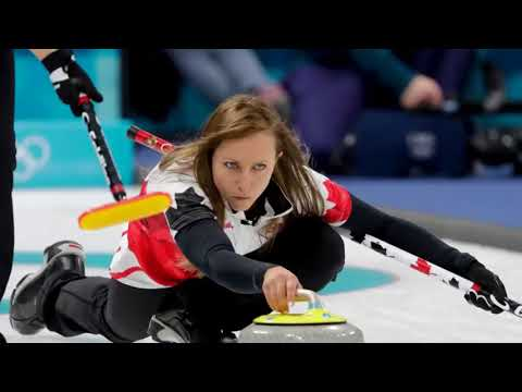 Tempers Flare During Olympic Curling Match