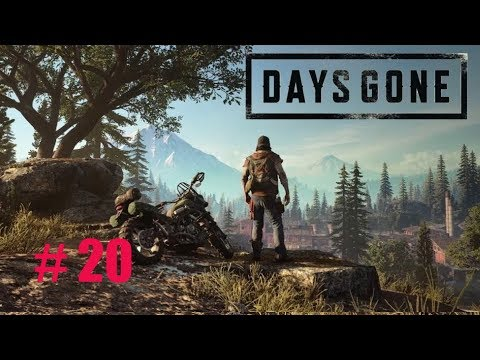 "Days Gone GamePlay Español | Walkthrough | Capítulo 20 | ""Volver a ser Nómada"""