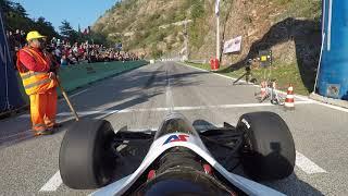 Scott Moran FIA Hillclimb Masters 2018 Gubbio Italy