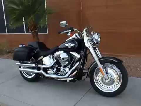 2017 Harley-Davidson Fat Boy® in Kingman, Arizona