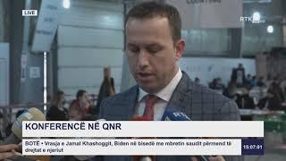 Drejtpërdrejt - Konferencënë QNR 26.02.2021