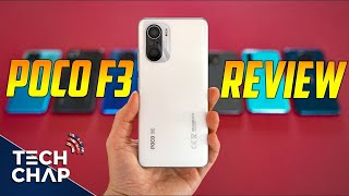 Xiaomi Poco F3 1 Month Review - Exceptional