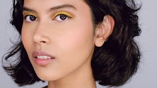 Awaken your makeup with a ray of sunshine How to wear yellow