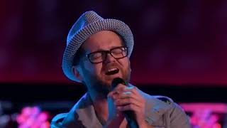 Josh Kaufman   One More Try  The Voice Blind Audition