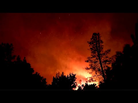 Oregon wildfires destroy five towns, at least three fatalities confirmed in California