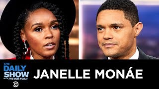 """Janelle Monáe - Embracing the Uniqueness of Women with """"Dirty Computer""""   The Daily Show"""