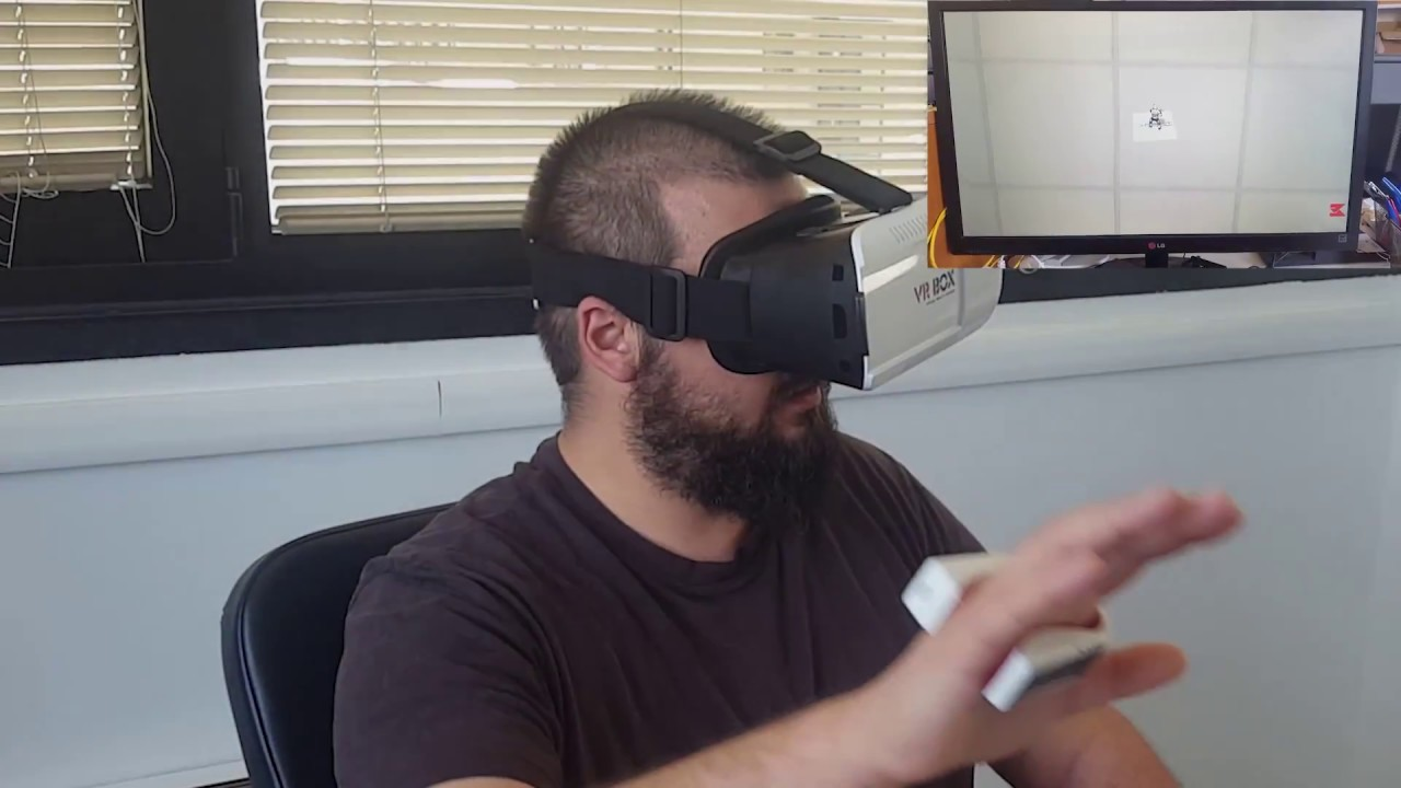 T-Skin as Virtual Reality controller