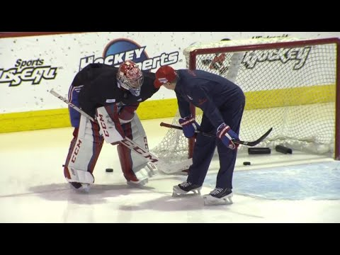 'Carey looks like Carey' encouraging news for Canadiens
