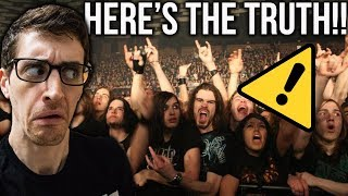 What NOBODY Told Me About METALHEADS!!