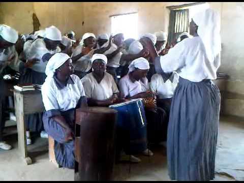 Nigerian music - ECWA Widows Training School