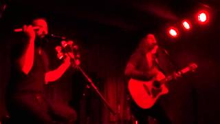 """Ryan Cabrera - """"Hit Me With Your Light"""" [Acoustic] (Live in San Diego 11-27-13)"""