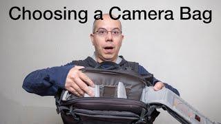 Choosing Camera Bags