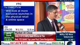 CNBC TV18 at Sunfeast YiPPee!'s new variants launch