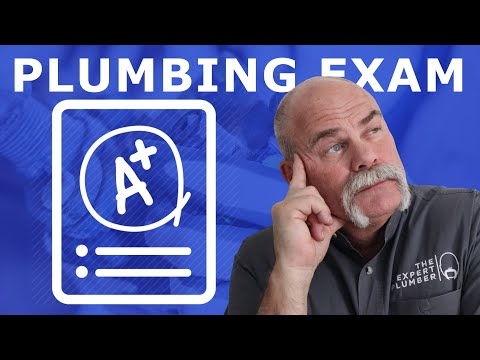 The SECRET to PASSING the Plumbing Exam - YouTube