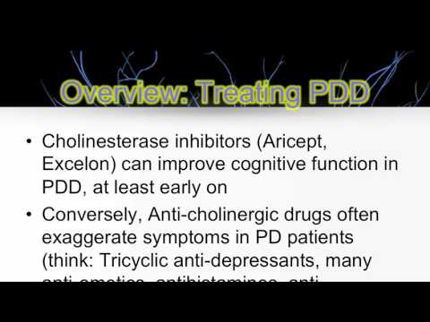 Video Parkinsons Disease Dementia