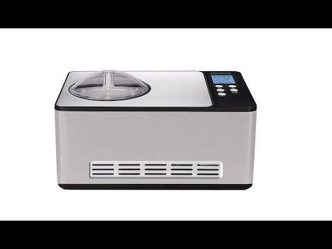 Whynter ICM-15LS Ice Cream Maker Review – Best Home Ice Cream Maker