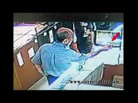 Տաղավարից գողացել են ոսկյա շղթա (տեսանյութ)
