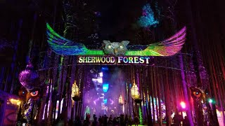 A Walk Through Sherwood Forest - Part 1 Of 5 // Electric Forest 2019