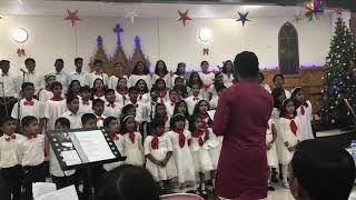 The Coming of our King - St James CSI Church Xmas Carols 2018
