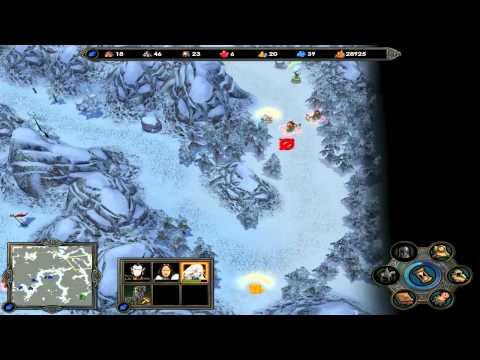 Игра герои меча и магии 5 повелители орды видео