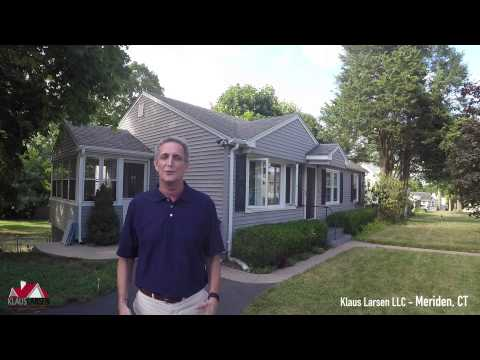We completed a roof replacement project on this Meriden home in one day. The homeowner speaks about his experience with Klaus Larsen Roofing.