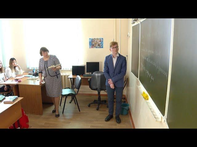 Ангарчане стали победителями олимпиады по русскому языку и литературе