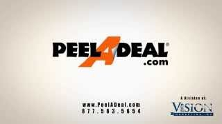 How to start your own Peel-A-Deal® fundraising card program.