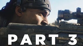 CALL OF DUTY BLACK OPS 4 SPECIALIST HQ CAMPAIGN Walkthrough Gameplay Part 3 - PROPHET (PS4 PRO)