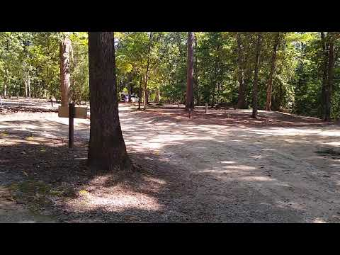 Video Of Barnwell State Park, SC