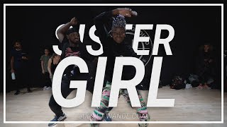 Juls | Sister Girl Ft Wande Coal | Choreography By Esie Mensah & Percy Anane Dwumfour