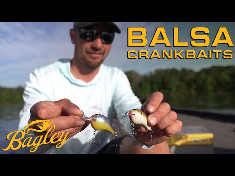 Balsa Crankbaits with Jeff Gustafson (Bass Pro Exclusive Colors)